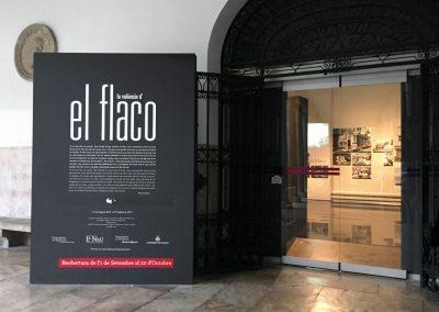 La Valencia de 'El Flaco'