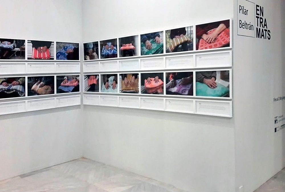 'Entramats' de Pilar Beltrán