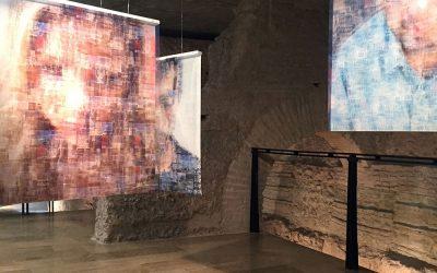 Berena Álvarez expone su trabajo 'Infirmes'