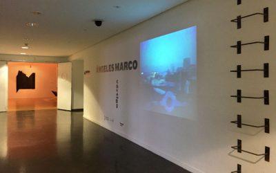 'Vértigo' de Ángeles Marco