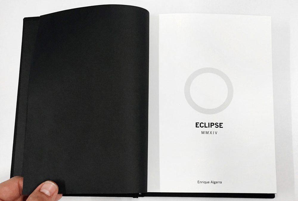 'Eclipse'. Enrique Algarra