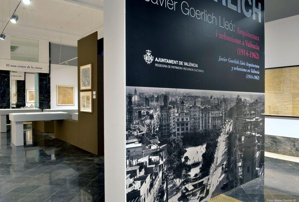 Javier Goerlich Lleó: Arquitectura y Urbanismo en Valencia