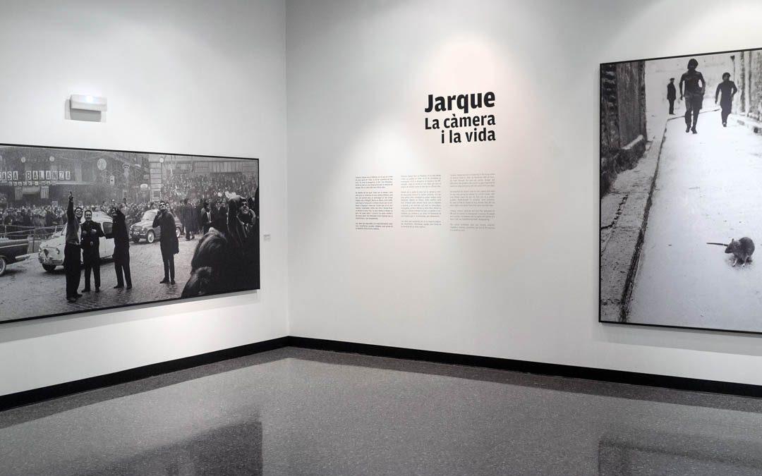 'La cámara y la vida'. Francesc Jarque