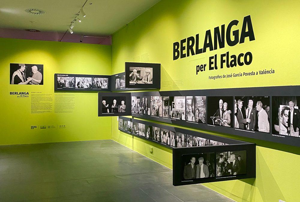 'Berlanga per El Flaco'. José García Poveda