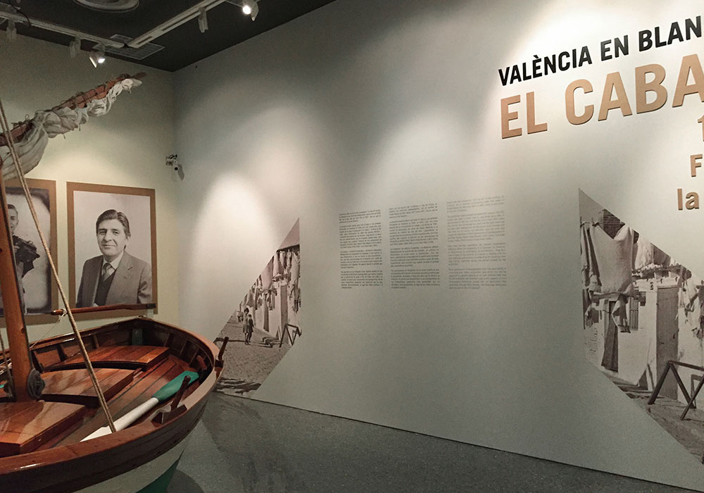 València en Blanc i Negre. Familia Vidal. Museu d'Etnología. Foto: Estudio Paco Mora ©